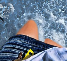 ✿♥‿♥✿STEP INTO THE WATER-WITH BIBLICAL TEXT CARD/PICTURE ✿♥‿♥✿ by ✿✿ Bonita ✿✿ ђєℓℓσ