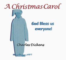 A Christmas Carol Scrooge by KayeDreamsART