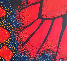 September Butterfly by Diane Aspinwall