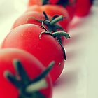 Tomatoes by hannahsylvia
