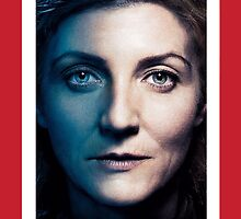 Game of Thrones: Catelyn Stark - Michelle Fairley by LemonScheme
