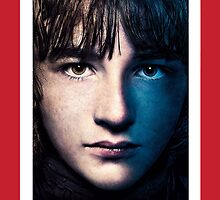 Game of Thrones: Bran Stark - Issac Hempsted-Wright by LemonScheme