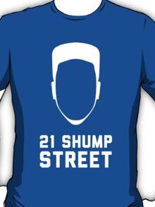Iman Shumpert shirt, 21 Shump Street tshirt, NBA New York Knicks t-shirt, basketball apparel T-Shirt