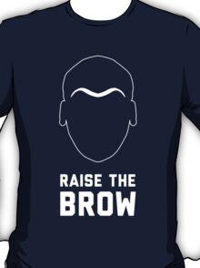Anthony Davis shirt, Raise the Brow tshirt, NBA New Orleans Pelicans t-shirt, basketball apparel T-Shirt