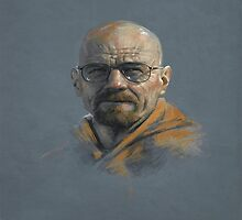 Walter White  by farhad1371