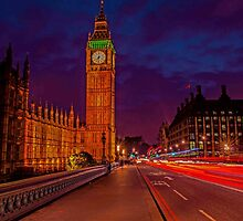 Big Ben by phil21