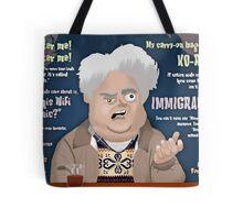 Drunk Uncle Tote Bag