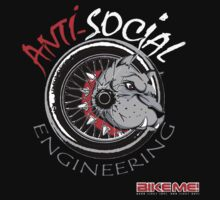 Anti-social Engineering by BikeMe