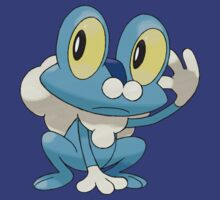 Froakie by Stephen Dwyer
