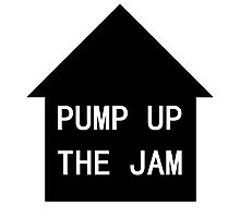 MaxNormal.tv PUMP UP THE JAM Photographic Print