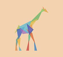 Giraffe Shaped by Benjamin Cavanagh