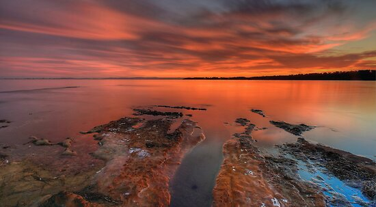 Sunset (6-10-13) by Warren  Patten
