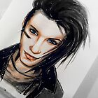 Andy Biersack - Black Veil Brides by Farbenfrei