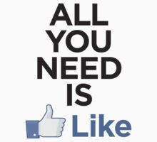 All you need is like by e2productions