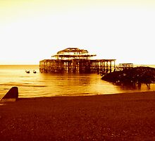 brighton west pier (07) by sebmcnulty