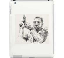 Angry Walter iPad Case/Skin