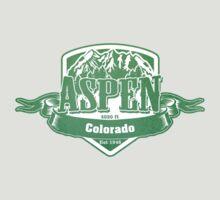 Aspen Colorado Ski Resort by CarbonClothing