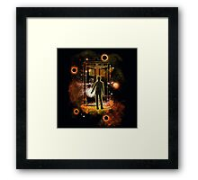 welcome home number 12 Framed Print