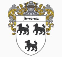 Jimenez Coat of Arms/Family Crest Kids Clothes