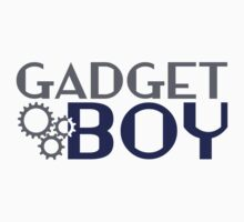 Gadget Boy by e2productions
