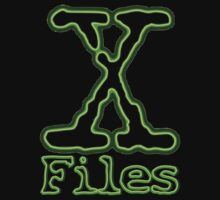 X-Files by ChrisButler