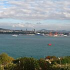 Across the Bosphorus by Maria1606