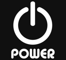 Power Button by e2productions