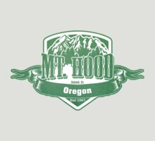 Mt Hood Oregon Ski Resort T-Shirt