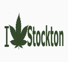 0145 I Love Stockton  by Ganjastan