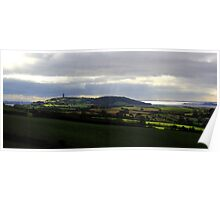 Scrabo Country View Poster
