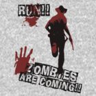 RUN! Zombies by pharmacist89