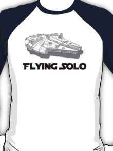 Star Wars - Flying Solo T-Shirt