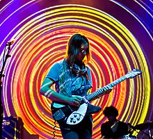 Tame Impala - Kevin Parker by downthebarrel