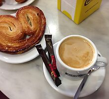 Cafe con leche by heyjess