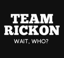 Team Rickon  by rydiachacha