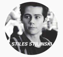 Stiles Stilinski by callmeargent