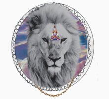 Trippy lion by DreamClothing
