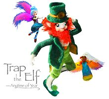 Trap the Elf™ (aka Leprechaun) by luminstudio