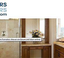 Custom shower enclosures by showersmirror