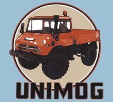 UNIMOG by Groenendijk