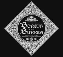 Borgin & Burkes - White by Mouan