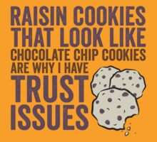 Raisin Cookies by e2productions
