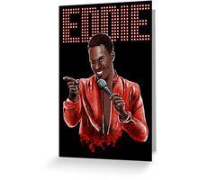 Eddie Murphy - Delirious Greeting Card