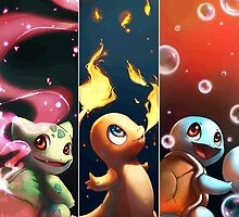 Pokemon by BabyDoz
