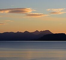 Cuillin Sunset 4 by beavo