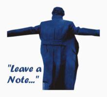 Leave a Note.. (Sherlock) by IAMTIME