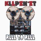 Keeping it reel to reel by VictoriaDarby