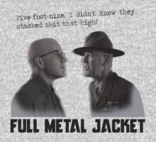 Full Metal Jacket by Suay