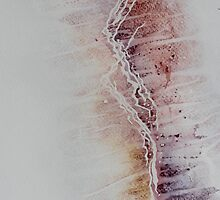 "iPad Case - ""Fracture"" by Lesley Atlansky"