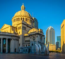 Boston Sculptors Gallery , Christian Science Plaza , Boston, MA by LudaNayvelt